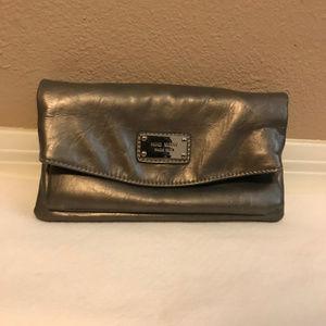 Nine West Grey Clutch Bag